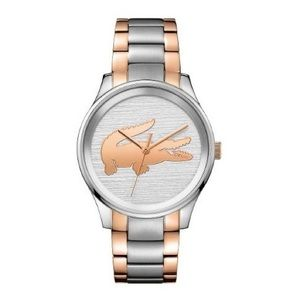 Lacoste Women Victoria Stainless Steel 38mm Watch